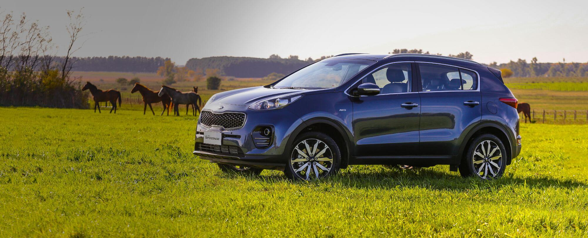 Home Slider Sportage