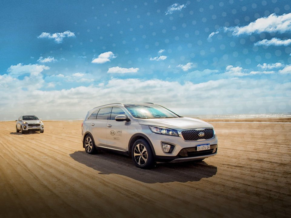 Kia Car Bureau - 4x4 Club