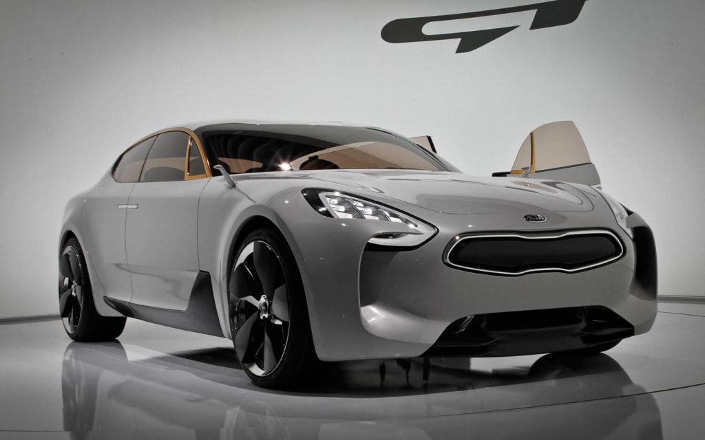 Kia Concept Cars - GT