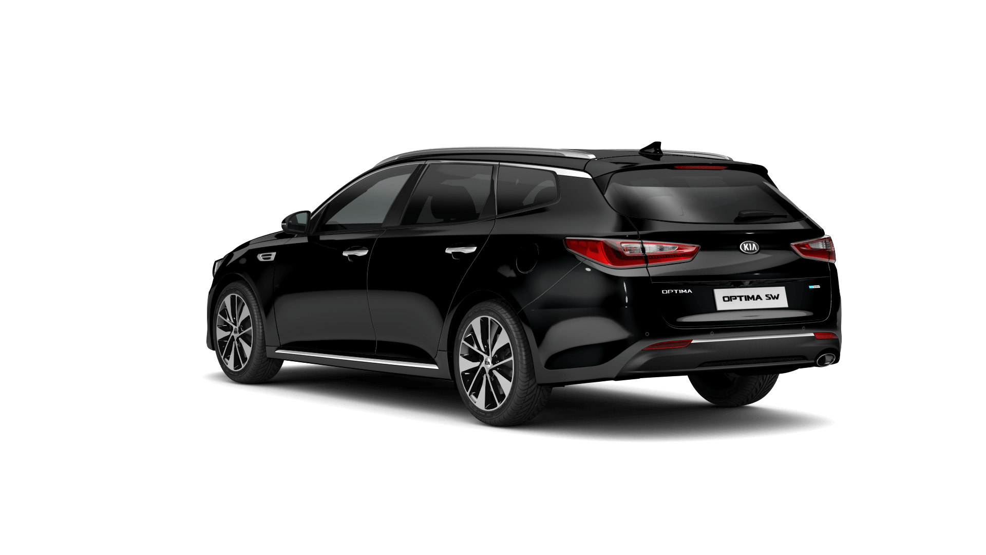 Kia Optima Sportswagon - Back
