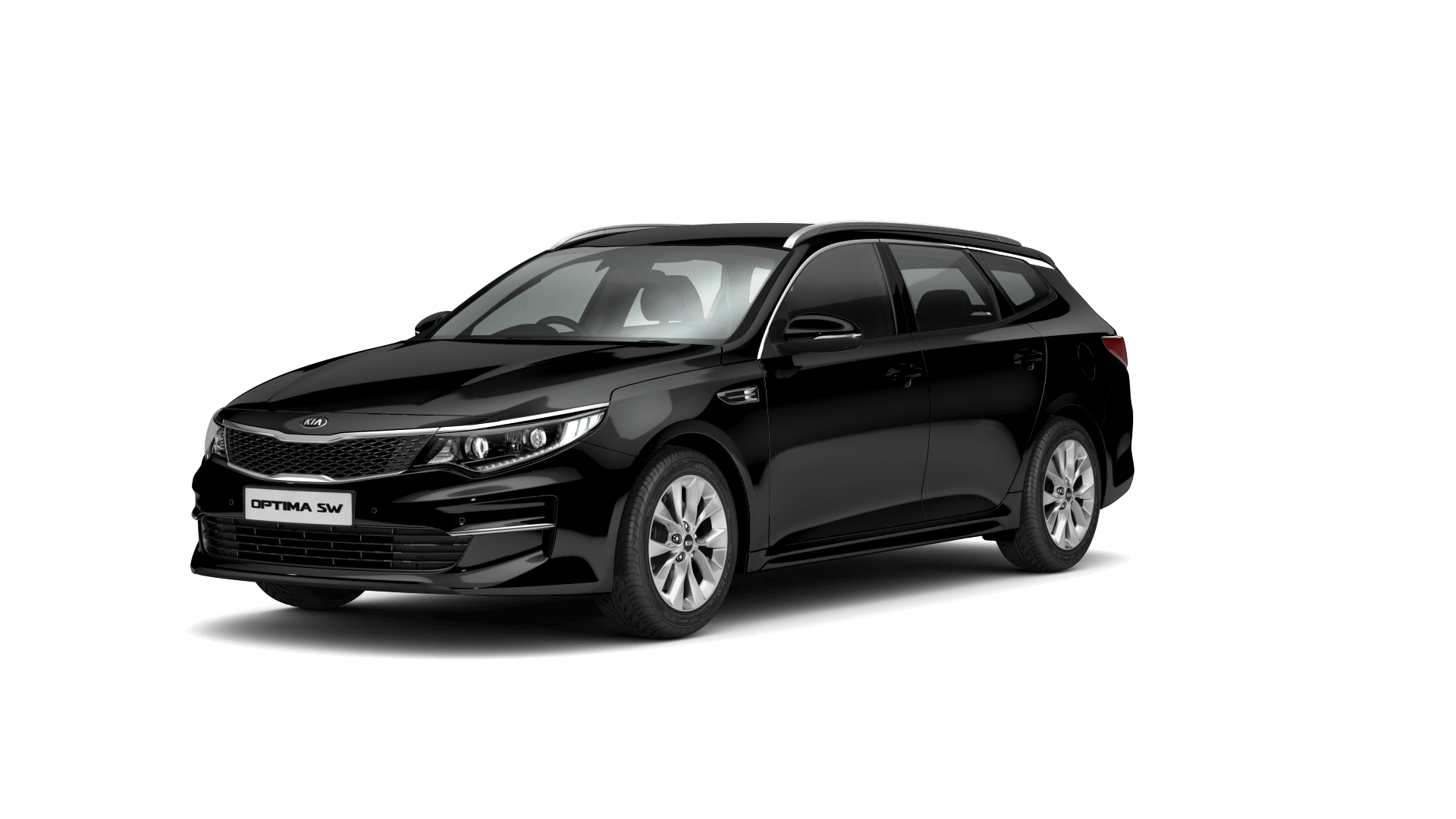 Kia Optima Sportswagon - Black