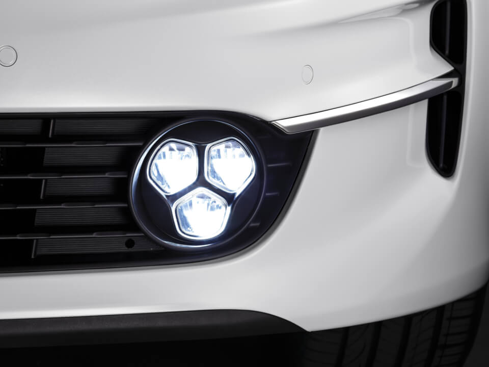 Optima Sportswagon - Luces Led