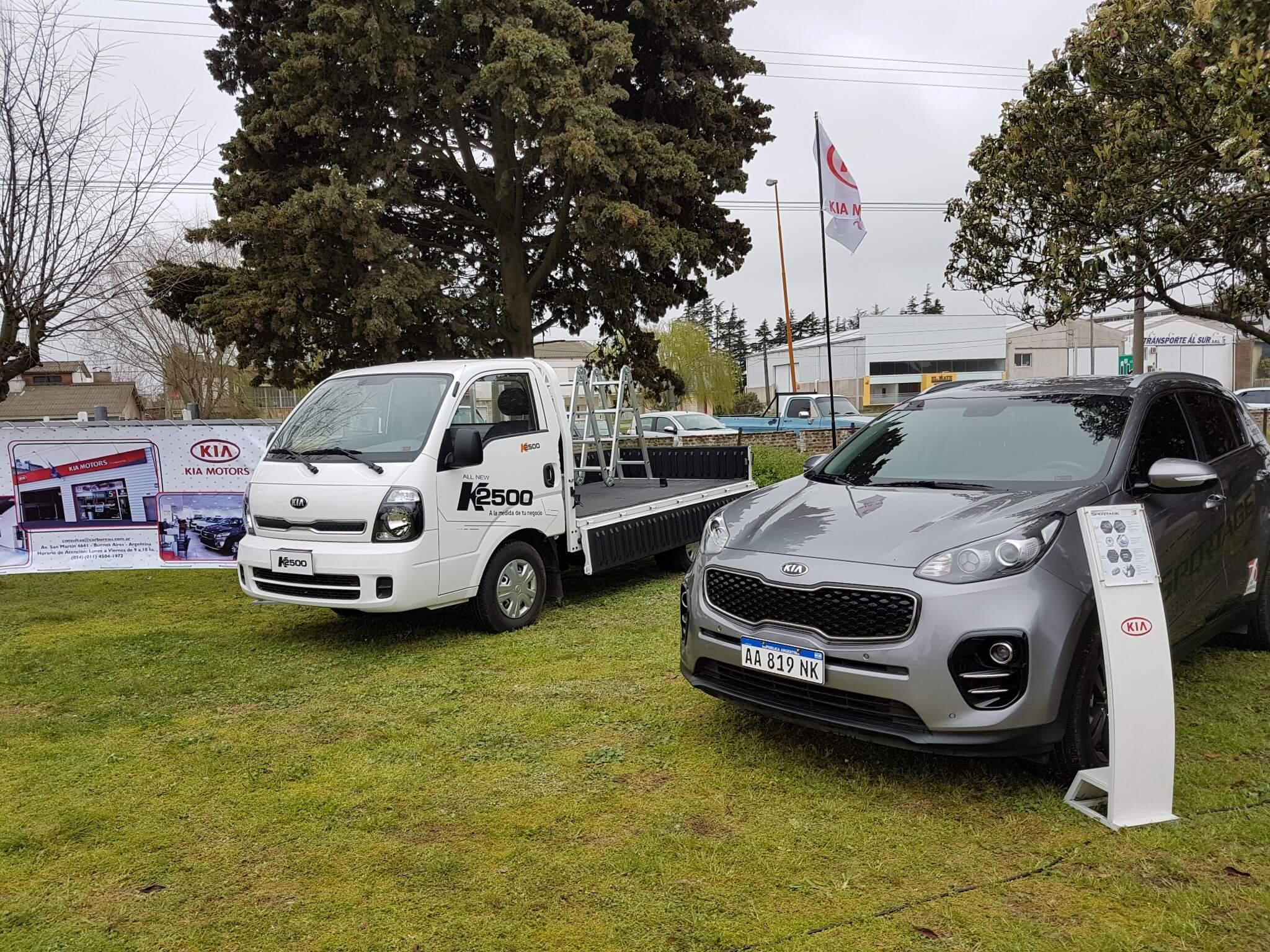 Exposición Tres Arroyos - Kia Car Bureau