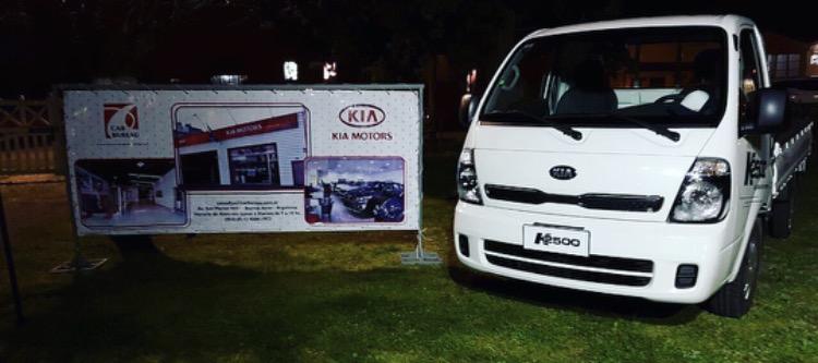 K2500 - Kia Car Bureau - Expo Tres Arroyos