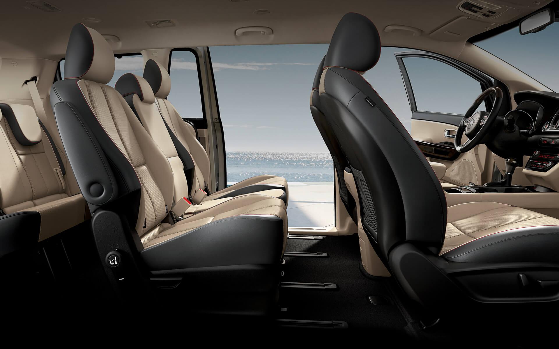 Kia Soul  Car Seats