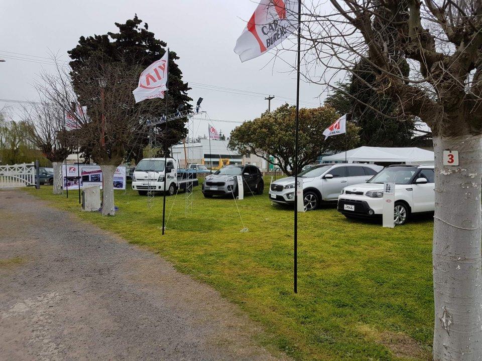 Stand Kia Car Bureau - Expo de Tres Arroyos