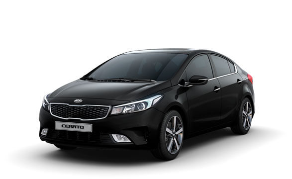Kia Cerato Sedan - Aurora Black