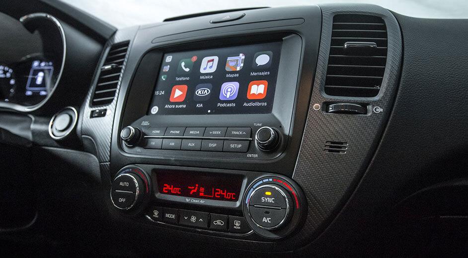 Cerato Sedan - Interior