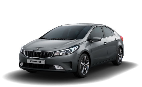 Kia Cerato Sedan - Urban Grey