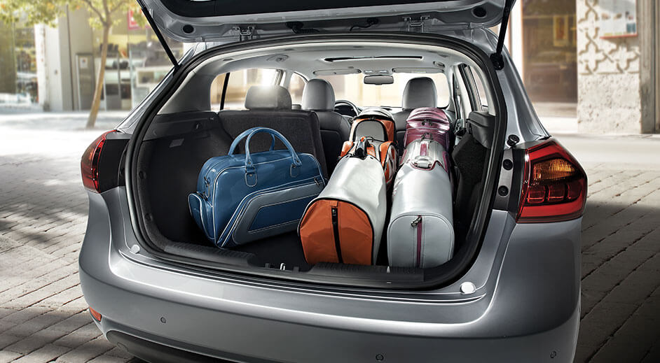 Cerato Hatchback - Exterior - Baul