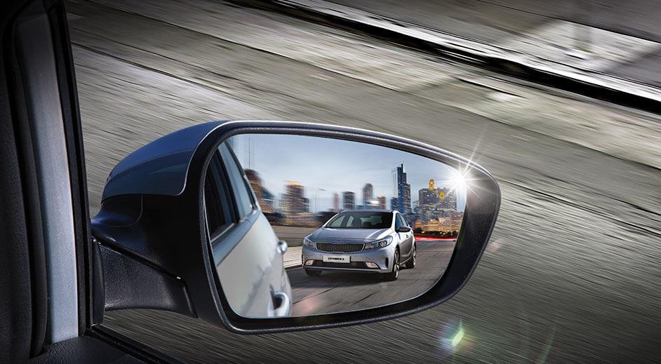 Cerato Hatchback - Exterior - Espejos