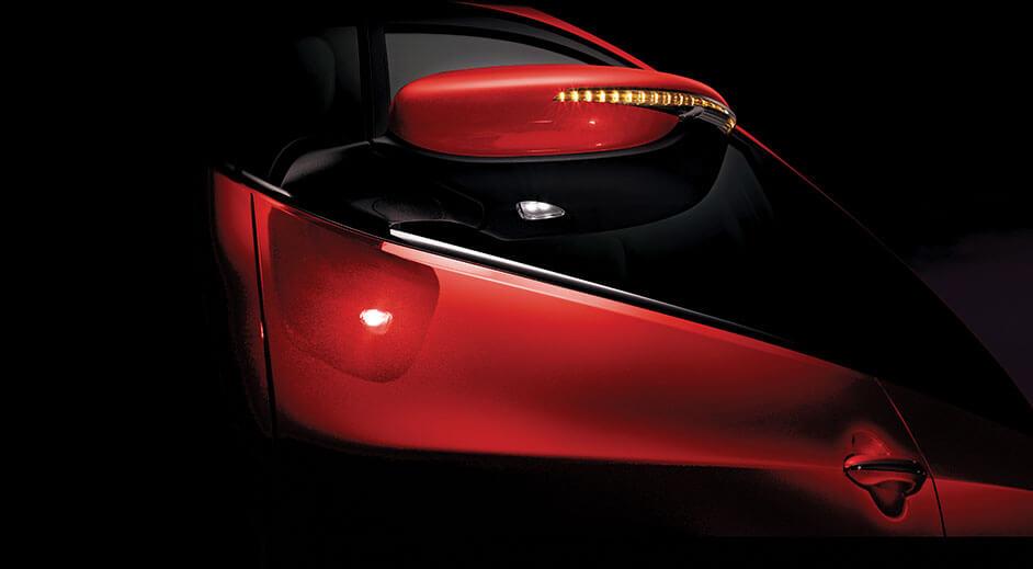 Kia Cerato Sedan - Exterior - Espejos