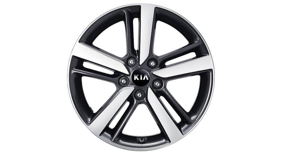 Kia Cerato Sedan - Exterior - Llantas