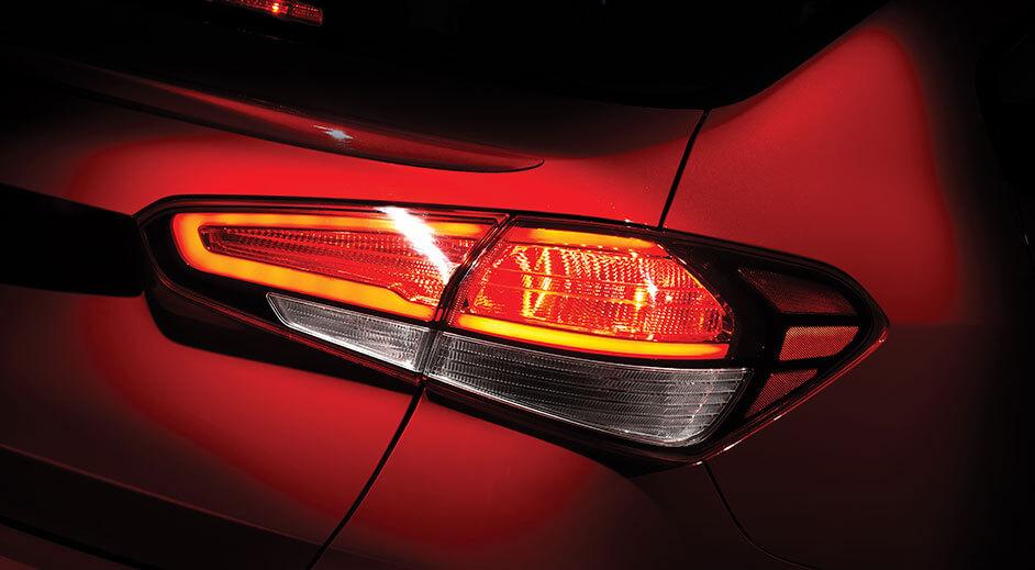 Kia Cerato Sedan - Exterior - Luces Traseras