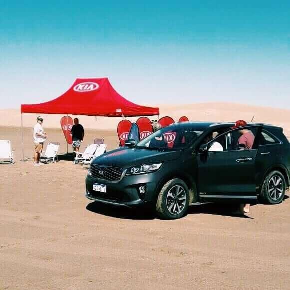 Kia Experience - Test Drive