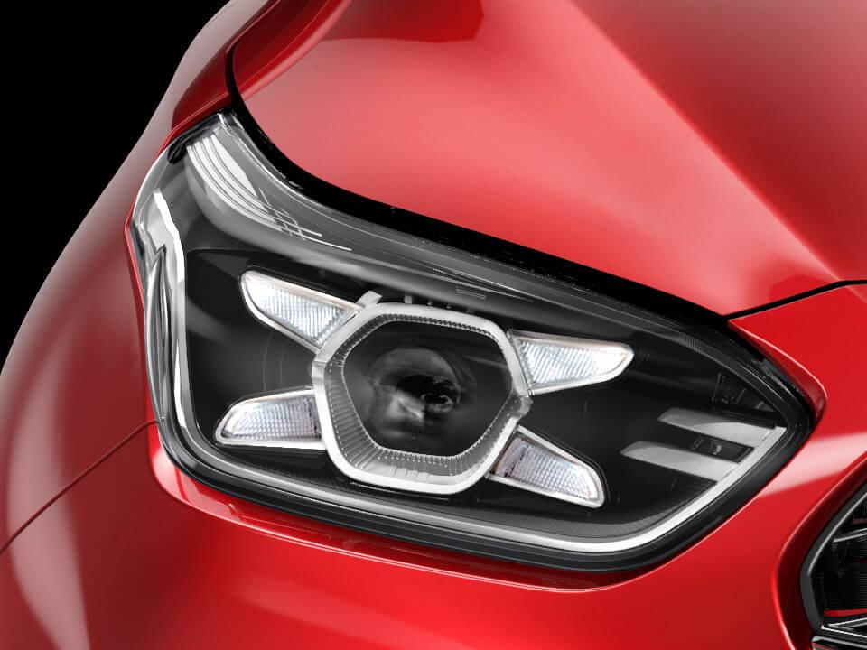 Car Bureau - Nuevo Kia Cerato - Exterior - Luces Led Diurnas