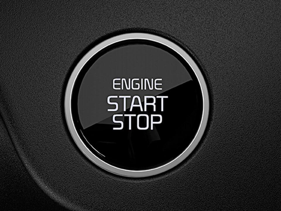 Car Bureau - Nuevo Kia Cerato - Interior - Botón Encendido