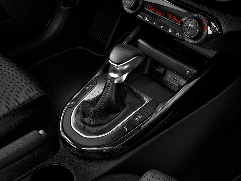 Car Bureau - Nuevo Kia Cerato - Interior - Caja Automatica 6 velocidades