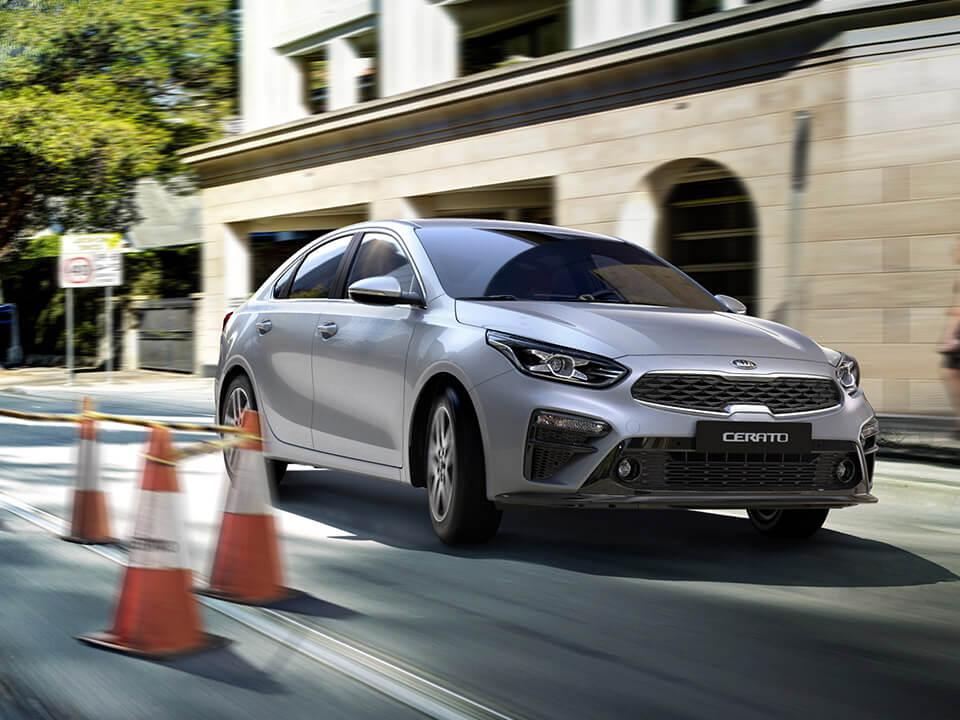 Car Bureau - Nuevo Kia Cerato - Performance - ABS