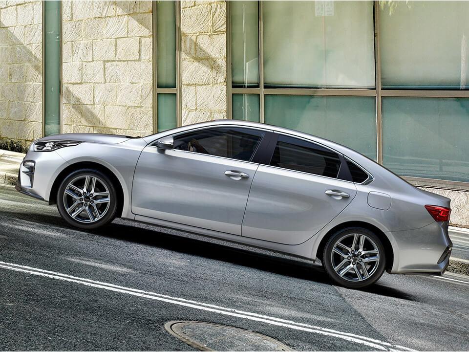 Car Bureau - Nuevo Kia Cerato - Performance - Sistema de Arranque en Pendientes