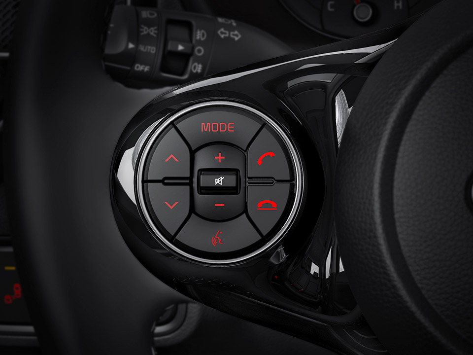 Kia Soul - Interior - Bluetooth