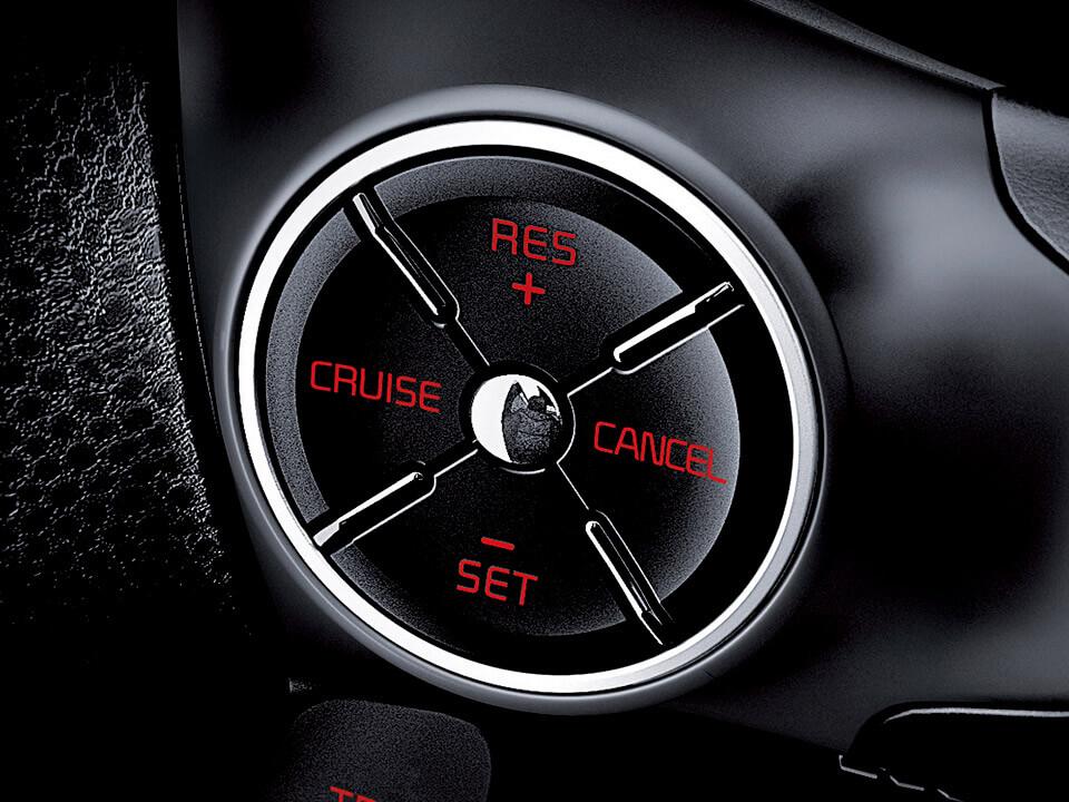 Kia Soul - Interior - Control Crucero