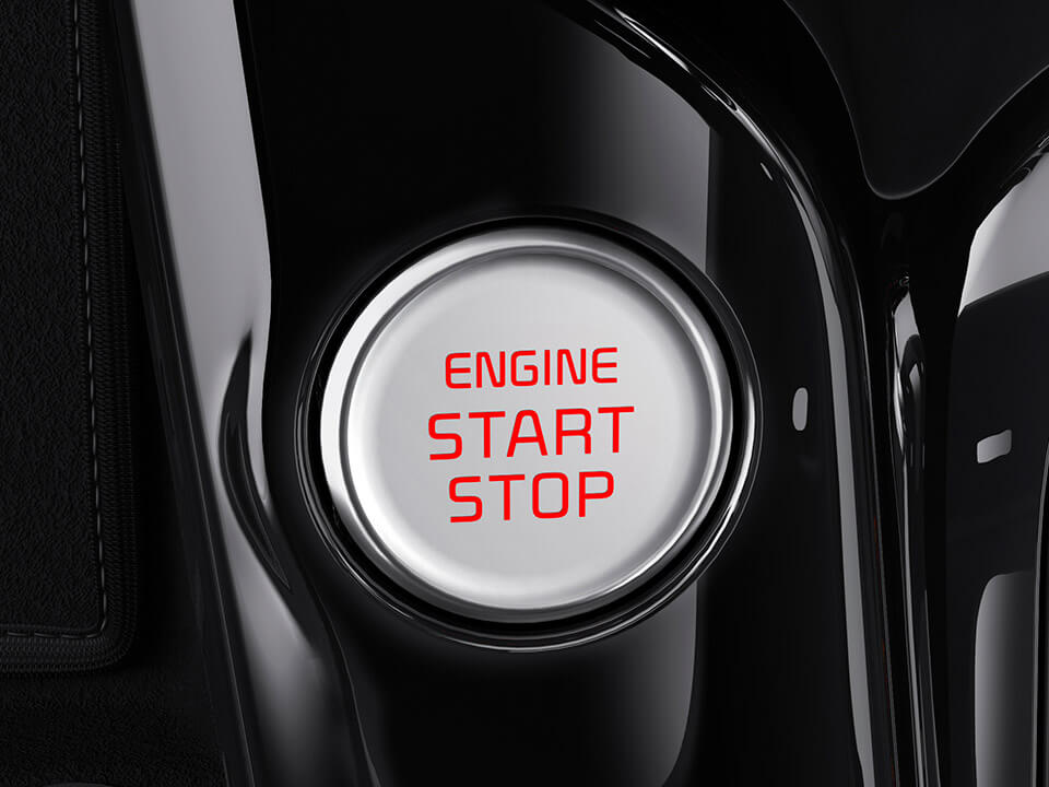 Kia Soul - Interior - Encendido por boton