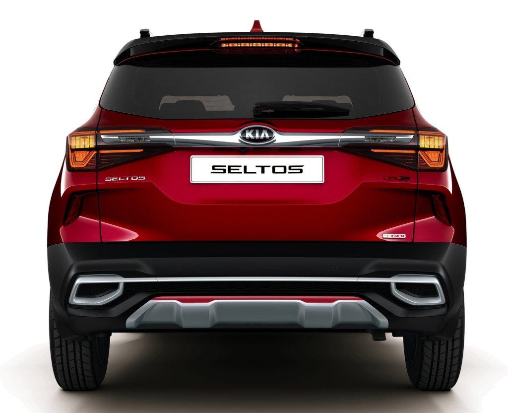Seltos-SUV-Rojo-Vista Trasera-2