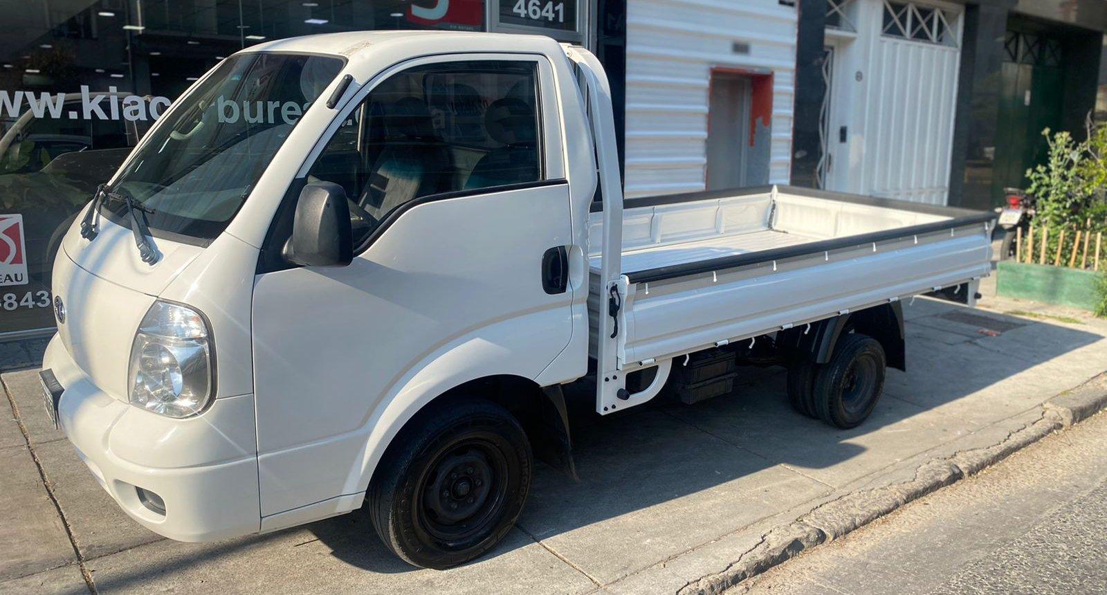 Usados Car Bureau - Kia K2500- 2